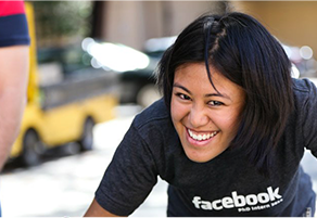 Apply for an internship or university graduate position at Facebook.
