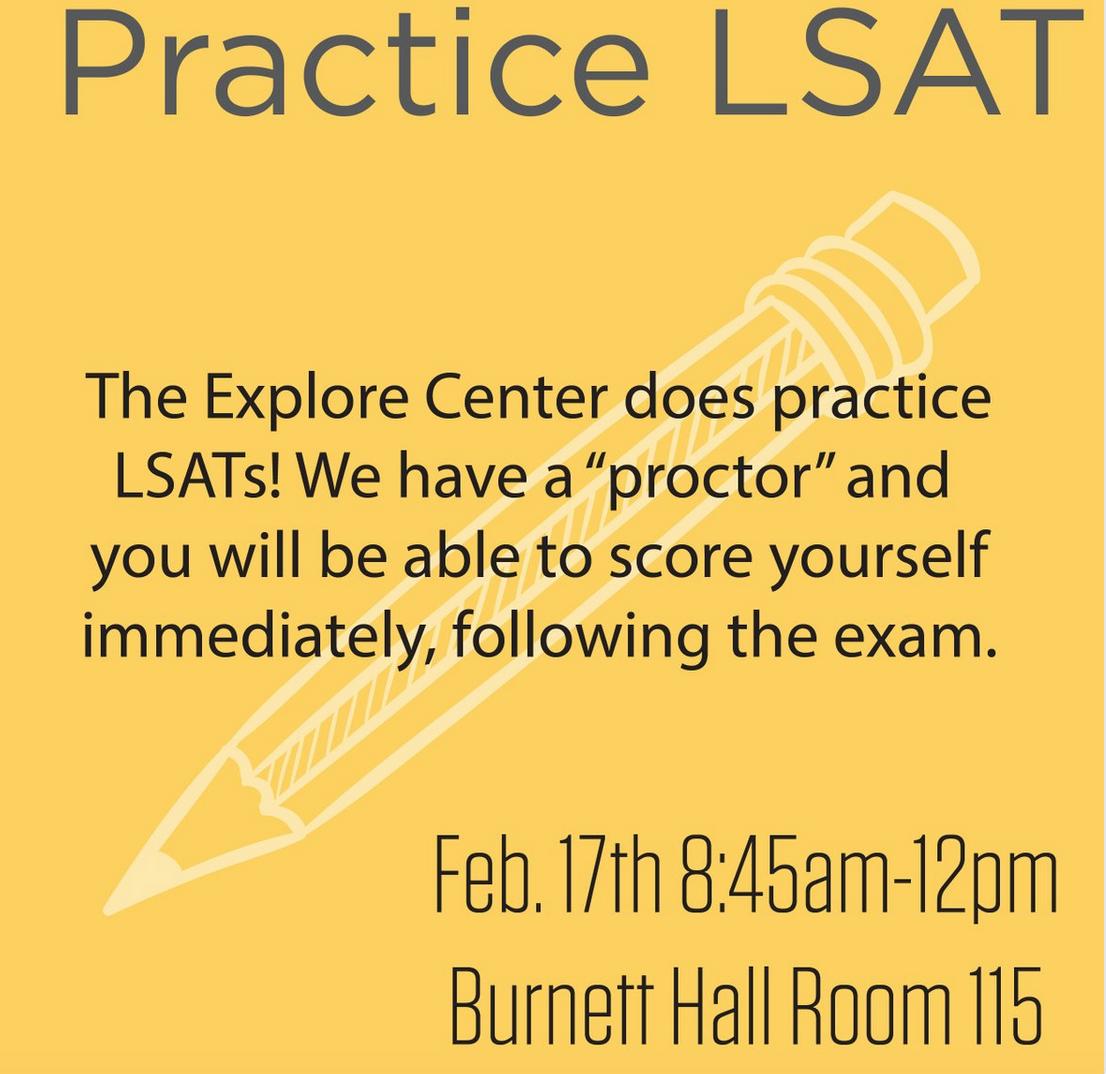 Practice LSAT