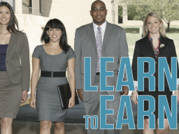 Learn to Earn event