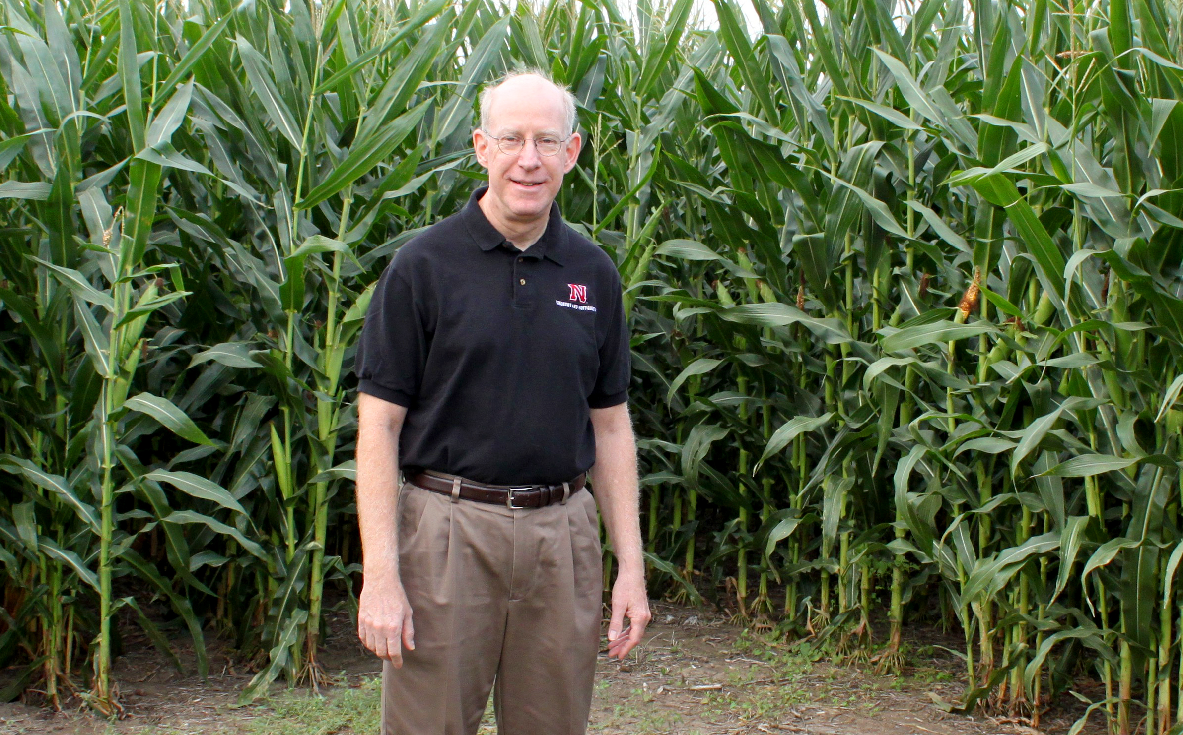 Richard Ferguson, University of Nebraska-Lincoln agronomy and horticulture professor and interim department head, received the Fertilizer Industry Roundtable Recognition Award: Innovative Technologies Advancing the Fertilizer Industry.