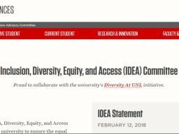 IDEA Committee