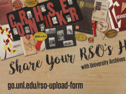 Share your RSO's History!