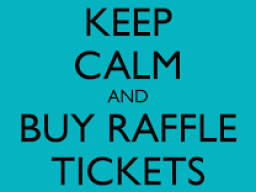 Follow raffle rules and procedures
