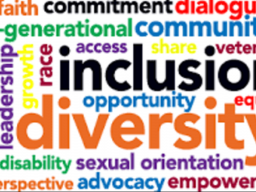 Diversity and Inclusion Graphic