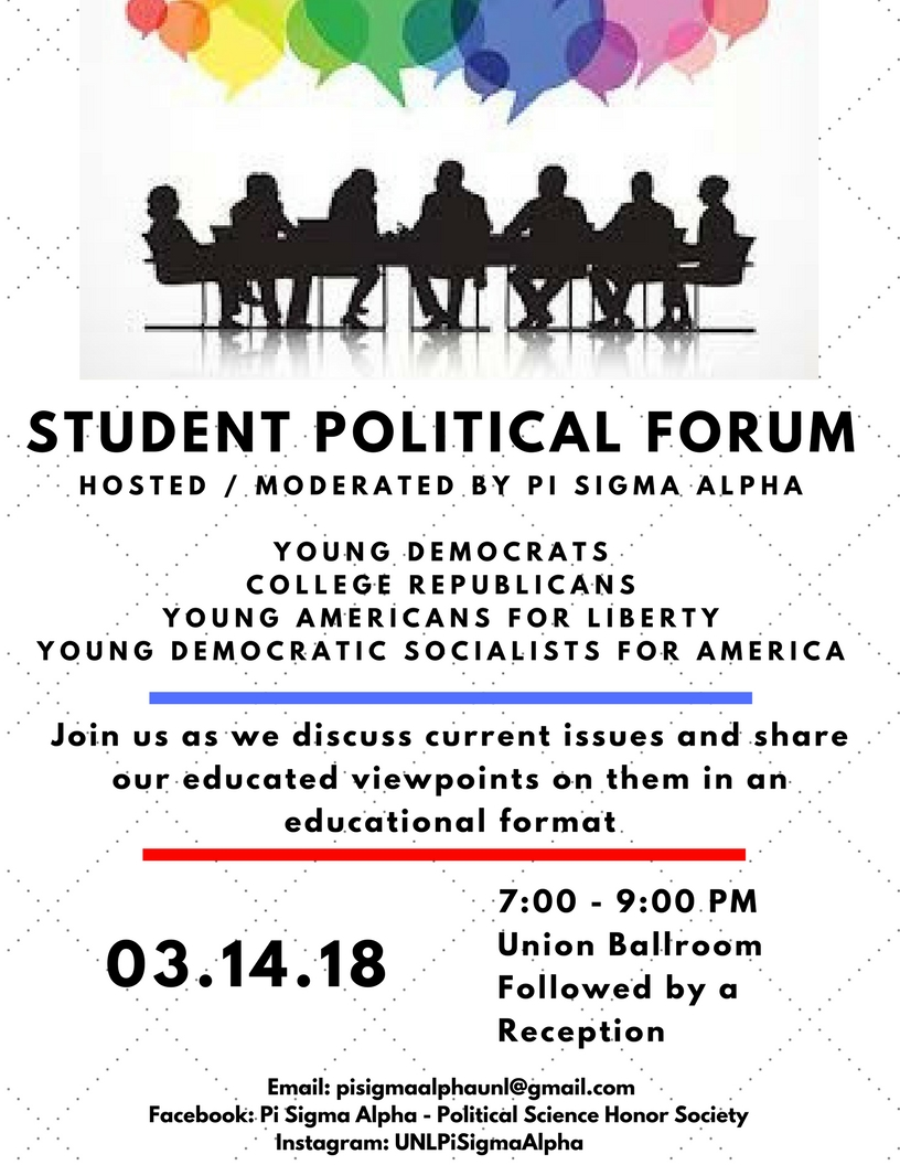 Student Political Forum