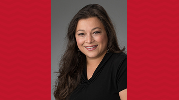 Amanda Morales, assistant professor TLTE, honored by AACTE.