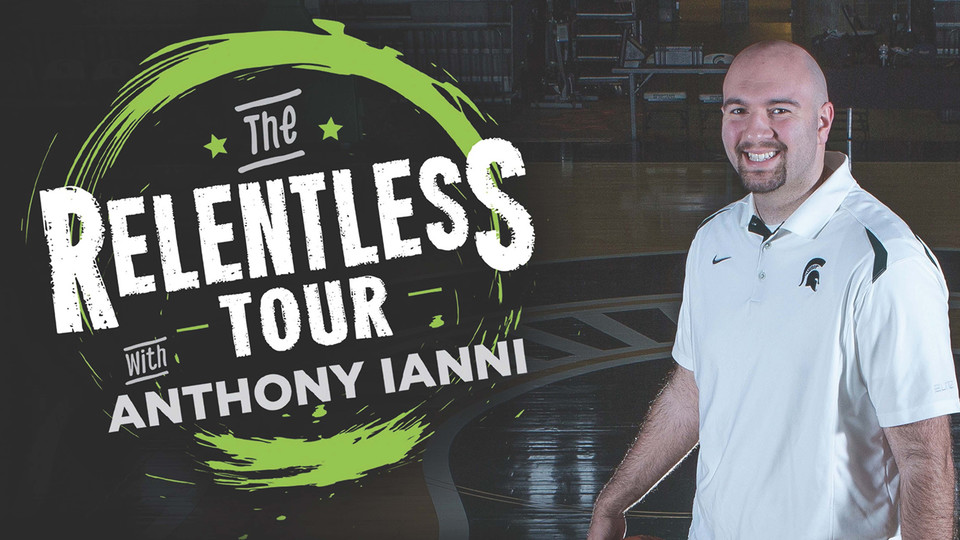Anthony Ianni, an anti-bullying motivational speaker, will discuss his life story in a 4 p.m. March 7 talk at the East Union. | Courtesy image