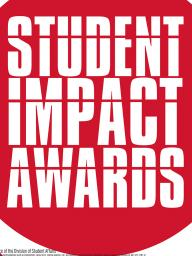Join us for the Student Impact Awards