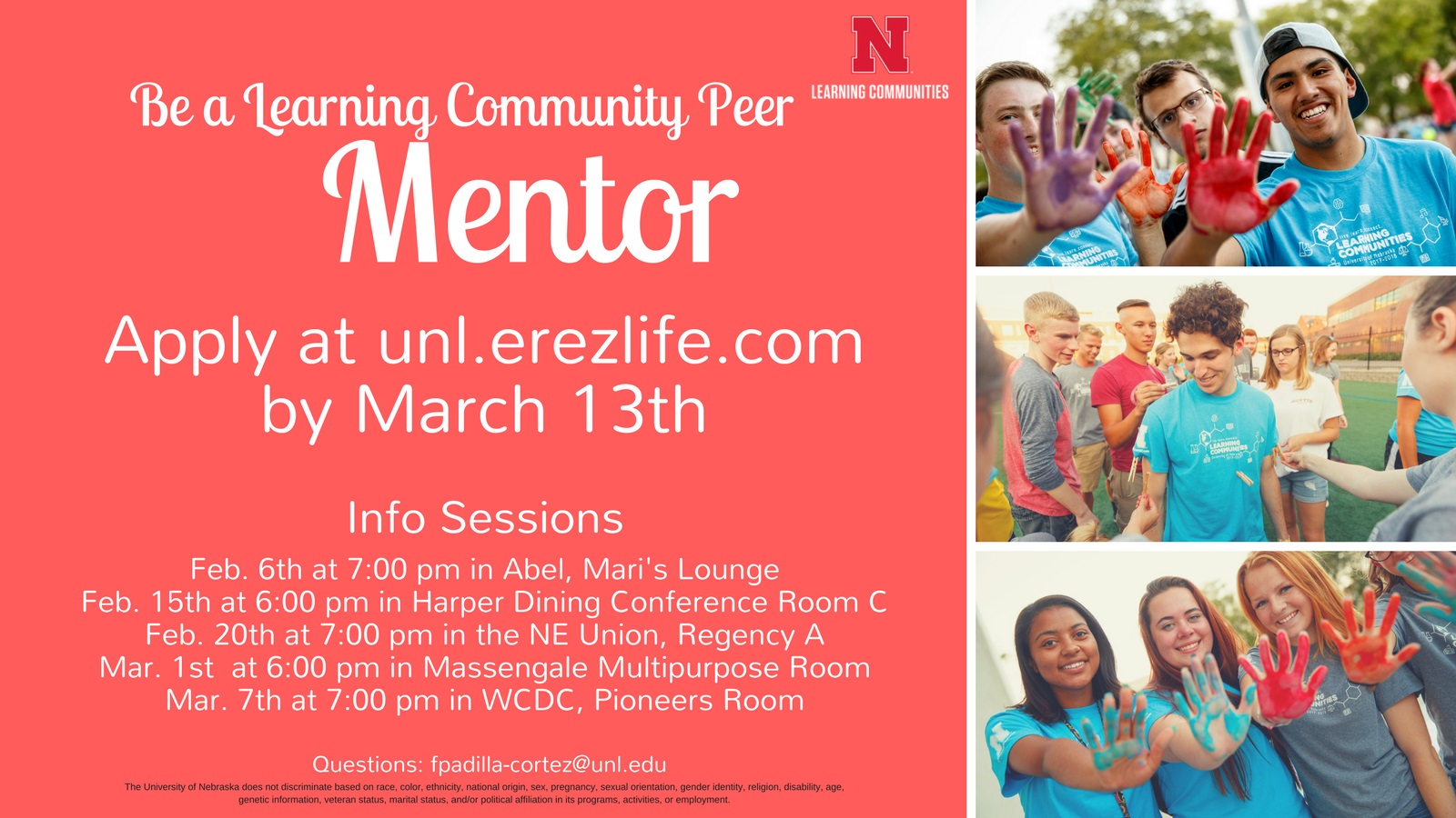 Learning Communities Mentor