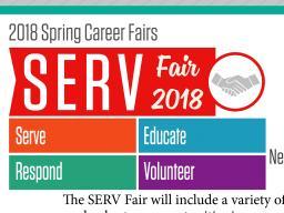 SERV Fair