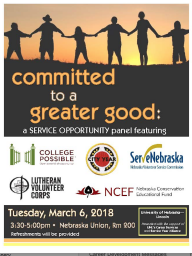 Service Opportunity Panel