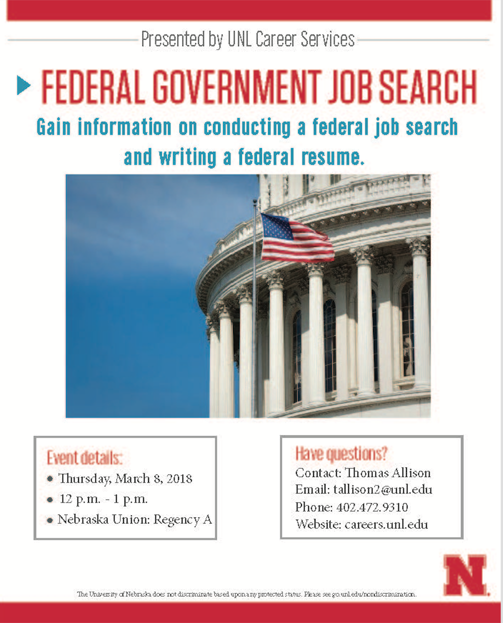 Federal Government Job Search