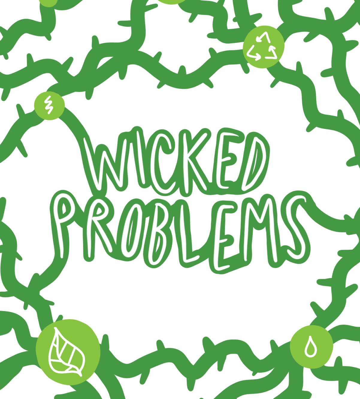 wicked problems investigating real world problems in the biology