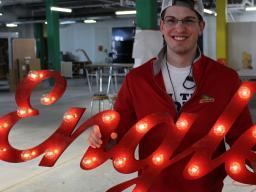 The Nebraska Innovation Studio offers students the chance to flex their entrepreneurial spirit.