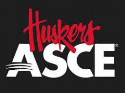 Huskers ASCE Logo