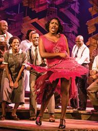 """""""The Color Purple"""" will take to the Lied Center stage on April 11. Arts for All is offering 1,000 free tickets to University of Nebraska–Lincoln students.   Courtesy Photo"""