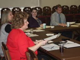 The UNL Parents Association meets quarterly.