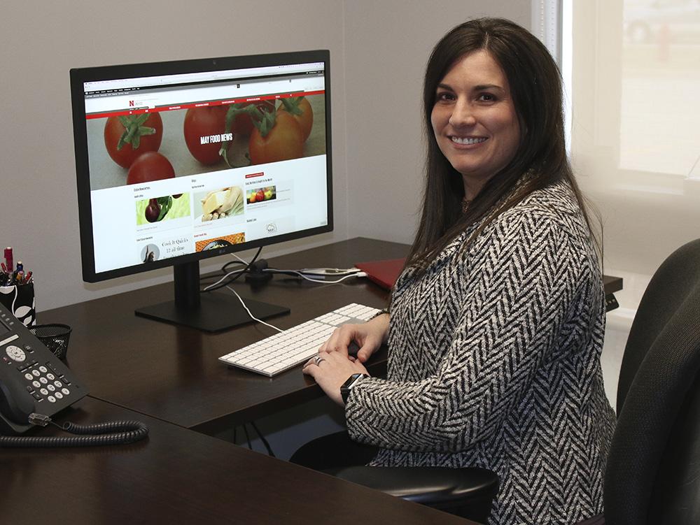 Kayla Colgrove, MS, RDN, ACSM-CPT, Extension Educator