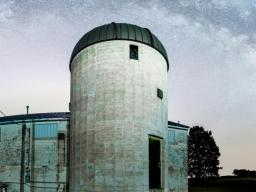 Behlen Observatory (courtesy photo: Erik Johnson)
