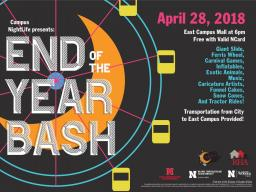 End of the Year Bash
