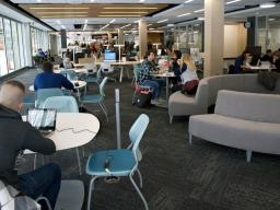 Adele Hall Learning Commons