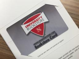 Student who participate in the search for the new Vice Chancellor for Diversity & Inclusion will receive a $20 University Bookstore gift card.