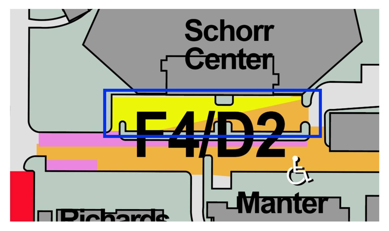 F4/D2 Parking Lot