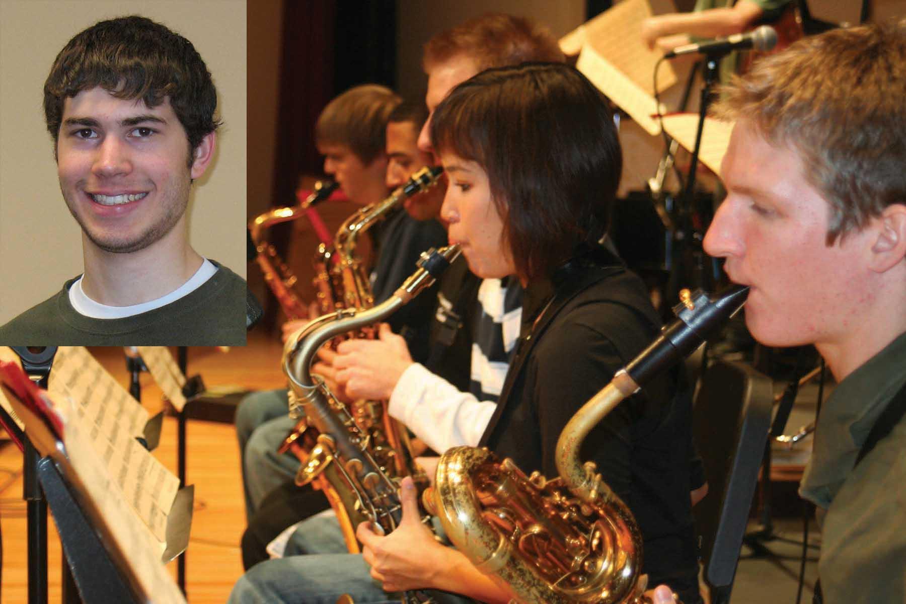 Karl Lyden, Jazz Ensemble I