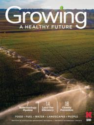 Spring 2018: IANR Growing