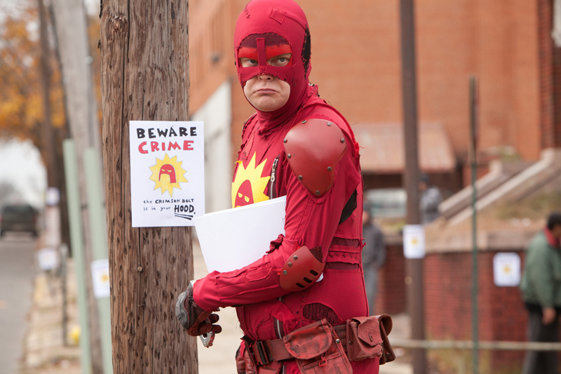 Rainn Wilson in 'Super'