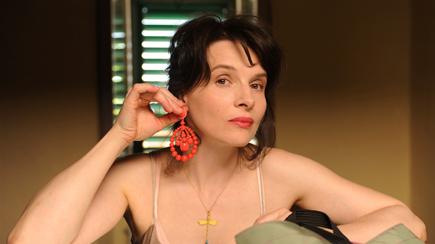 Juliette Binoche in 'Certified Copy'