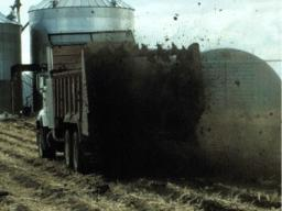 Watching a weather forecast before land applying manure can reduce your neighbors' odor exposure.
