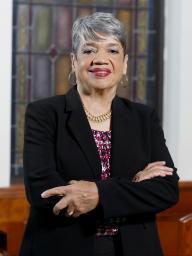 Dr. Christine Mann Darden