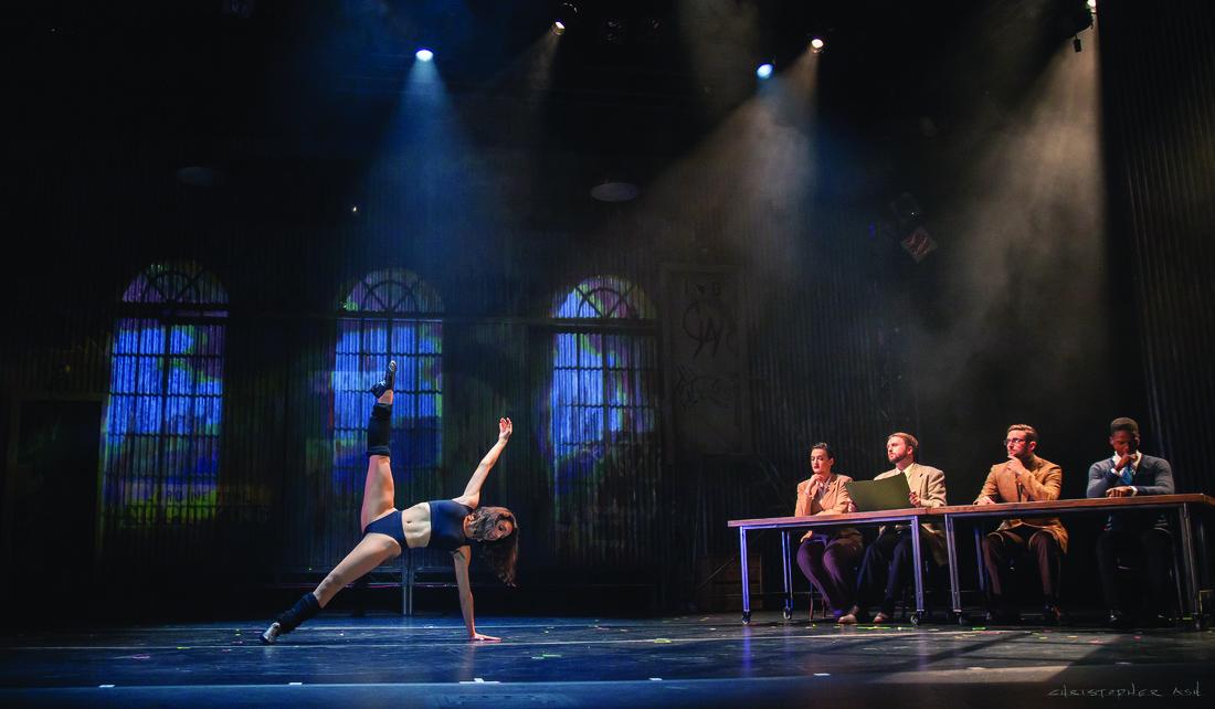 Lyric flashdance lyrics : Flashdance: The Musical' coming to Lied Center Feb. 19-20 | News ...